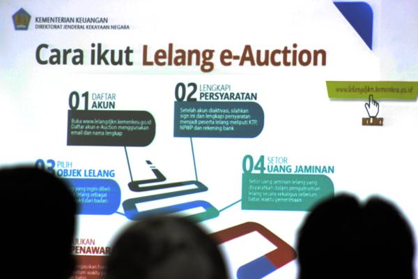 KPKNL Bengkulu Ajak Kementerian/Lembaga Pemerintah Gunakan e-Auction