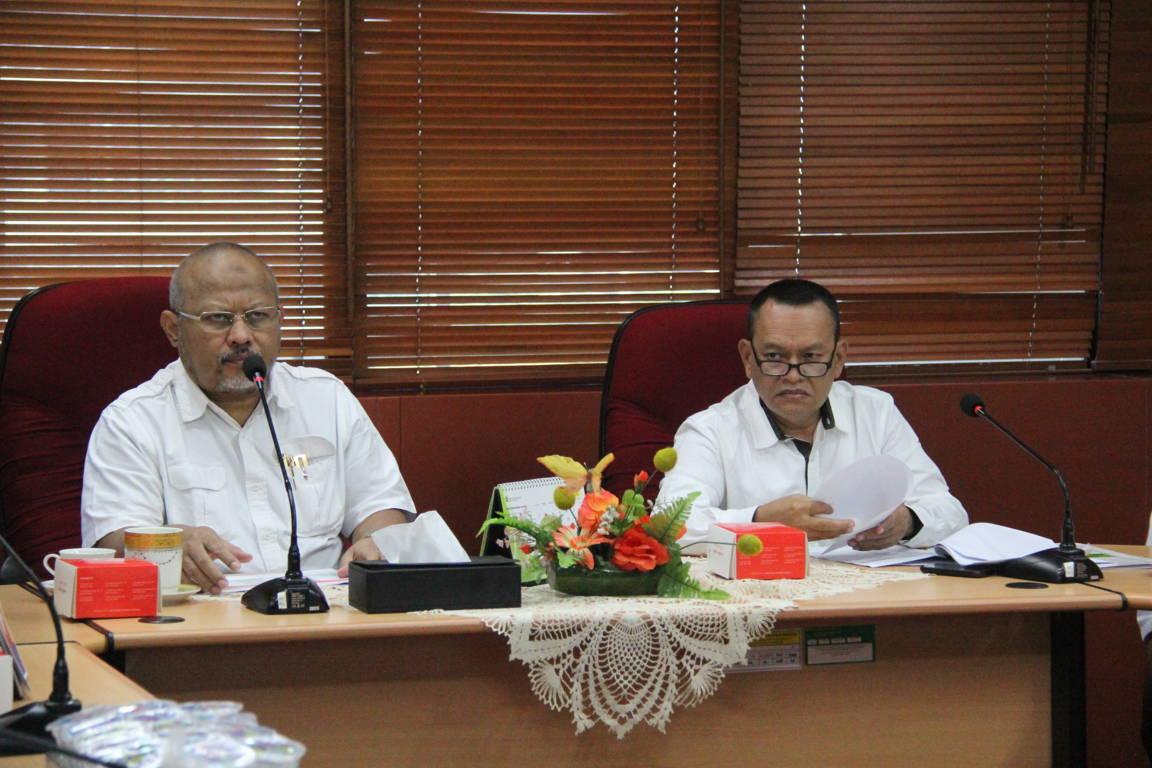 Rapat Pagu Anggaran Kanwil DJKN Jawa Timur
