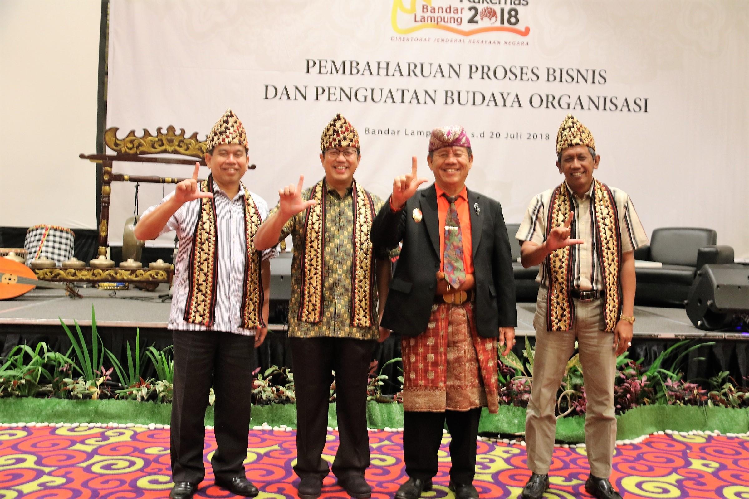 Lampung Sang Bumi Ruwa Jurai