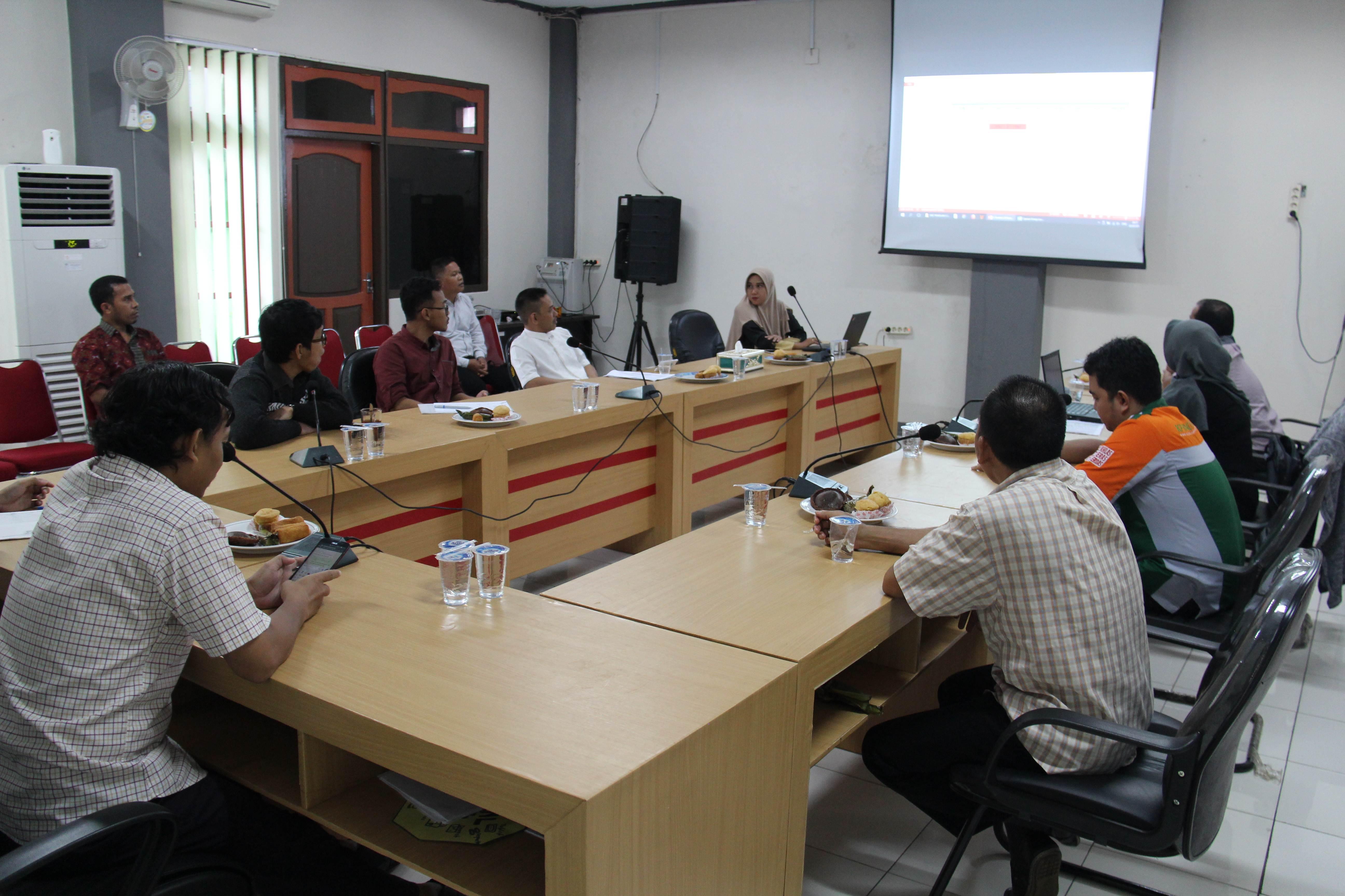 Evaluasi Capaian Triwulan II 2018, KPKNL Ternate Gelar Rapat DKO