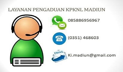 Layanan Pengaduan KPKNL Madiun