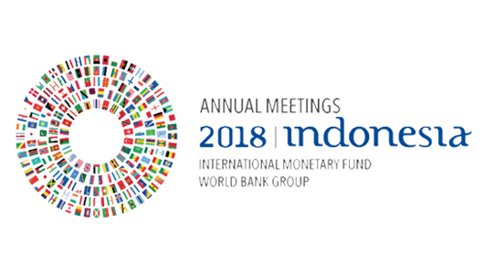 IMF - WORLD BANK GROUP ANNUAL MEETINGS 2018