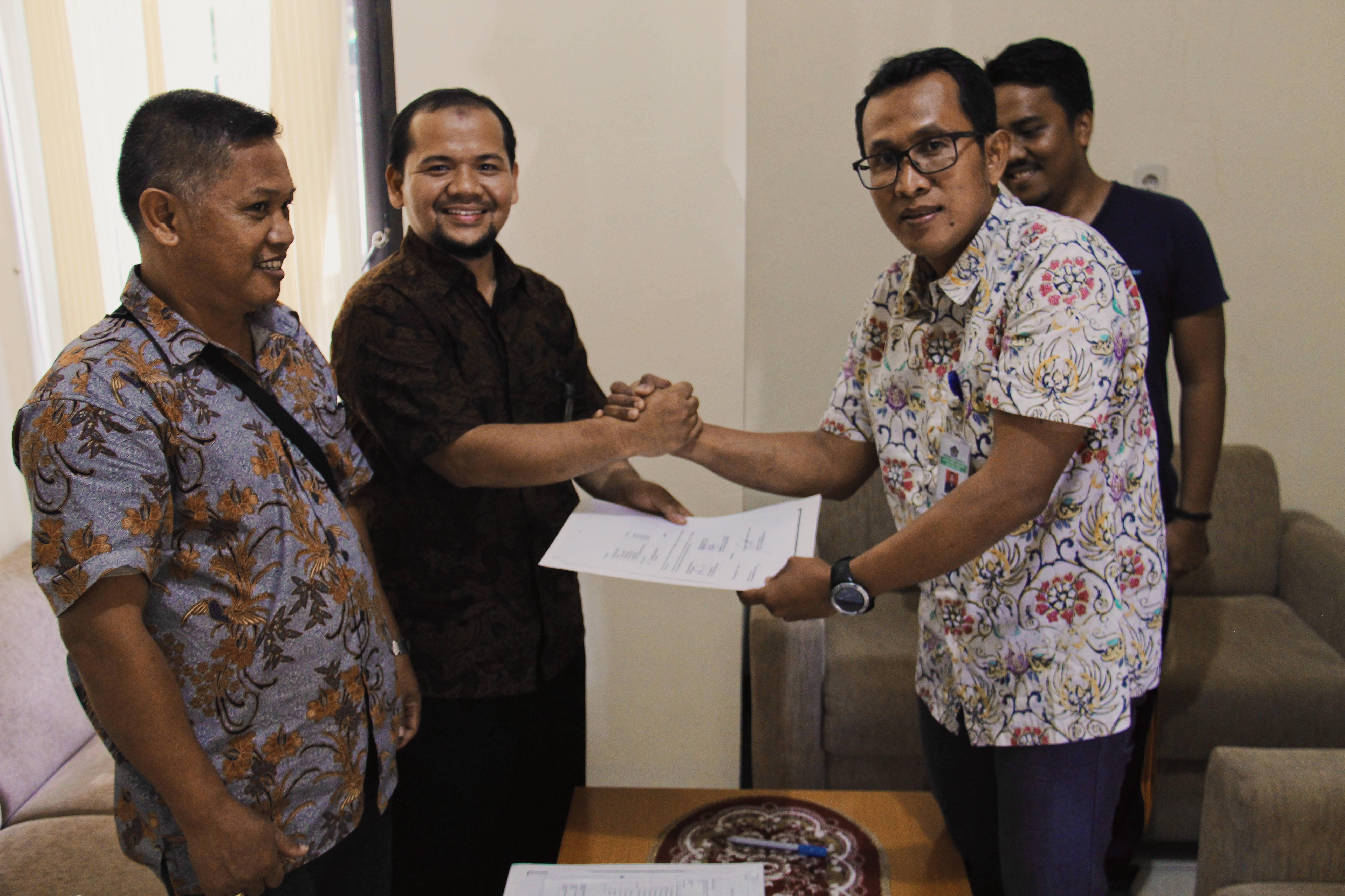 KPKNL Ternate Laksanakan Rekonsiliasi Data Penyerahan BKPN KPPBC Ternate Periode Semester I 2018