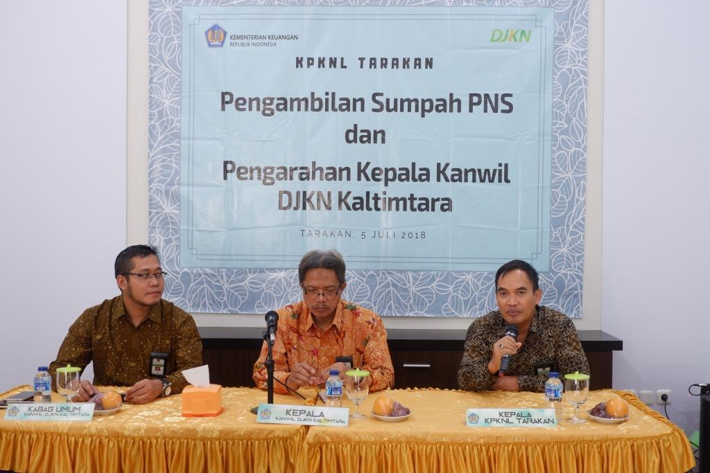 Selamat Datang di Website KPKNL TARAKAN