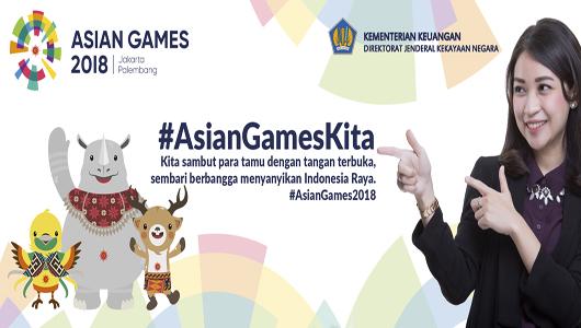 ASEAN GAMES KITA