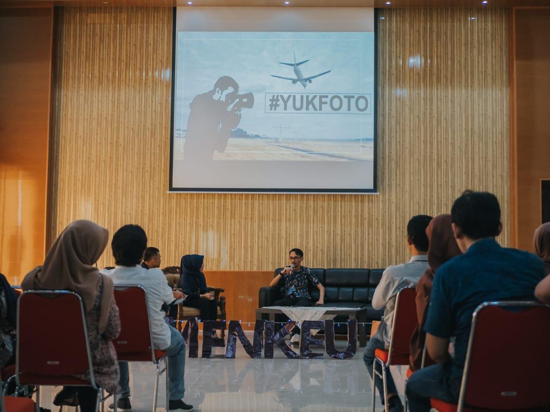 Seminar Kepenulisan, Fotografi dan Kehumasan  Kerjasama antara  DJKN Muda dan Kemenkeu Muda