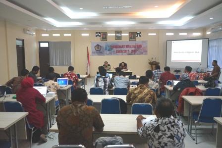 Rapat Tindak Lanjut Revaluasi BMN Tahun 2017-2018: Reviu Hasil Revaluasi BMN
