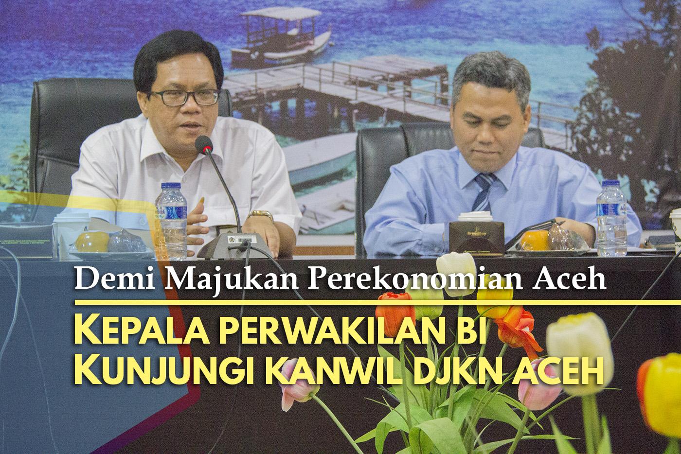 Pertemuan di sela-sela kesibukan penilaian kembali Barang Milik Negara (BMN)
