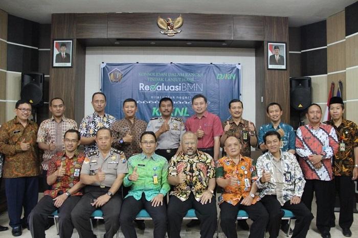 Adakan Konsolidasi Revaluasi BMN, KPKNL Madiun Teguhkan Komitmen Jaga Aset Melalui Birokrasi Bersih dan Melayani