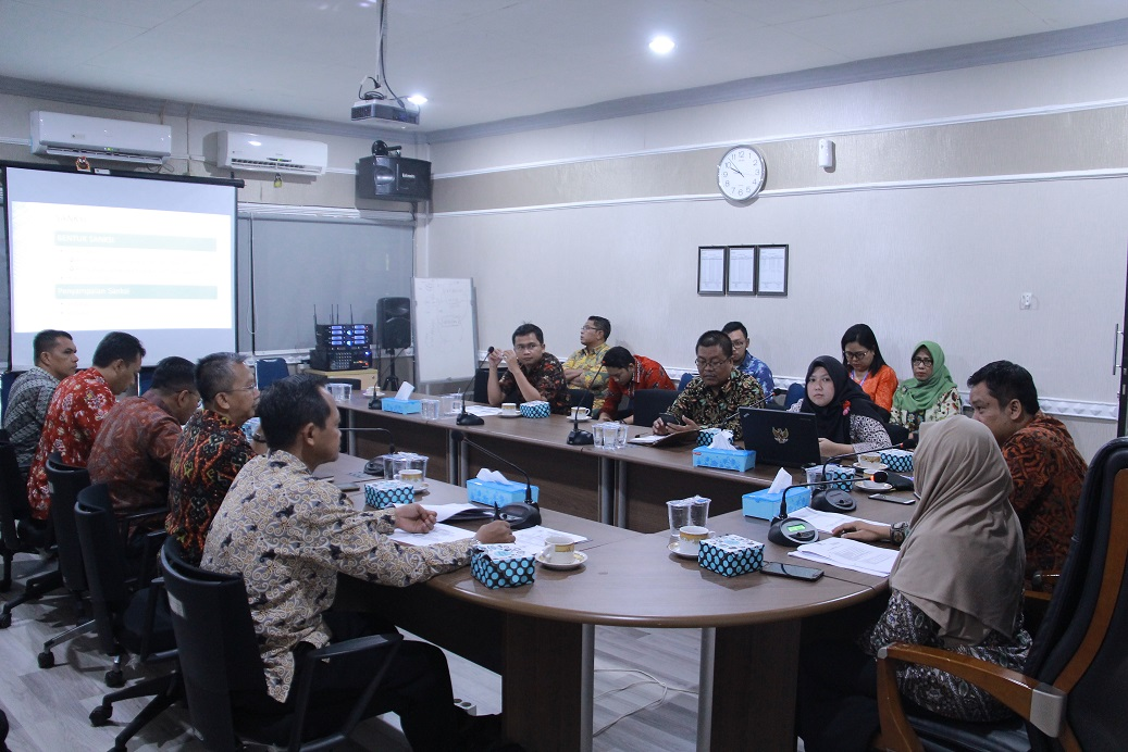 Pembinaan Pegawai dan Sosialisasi PMK Nomor 93/PMK.01/2018