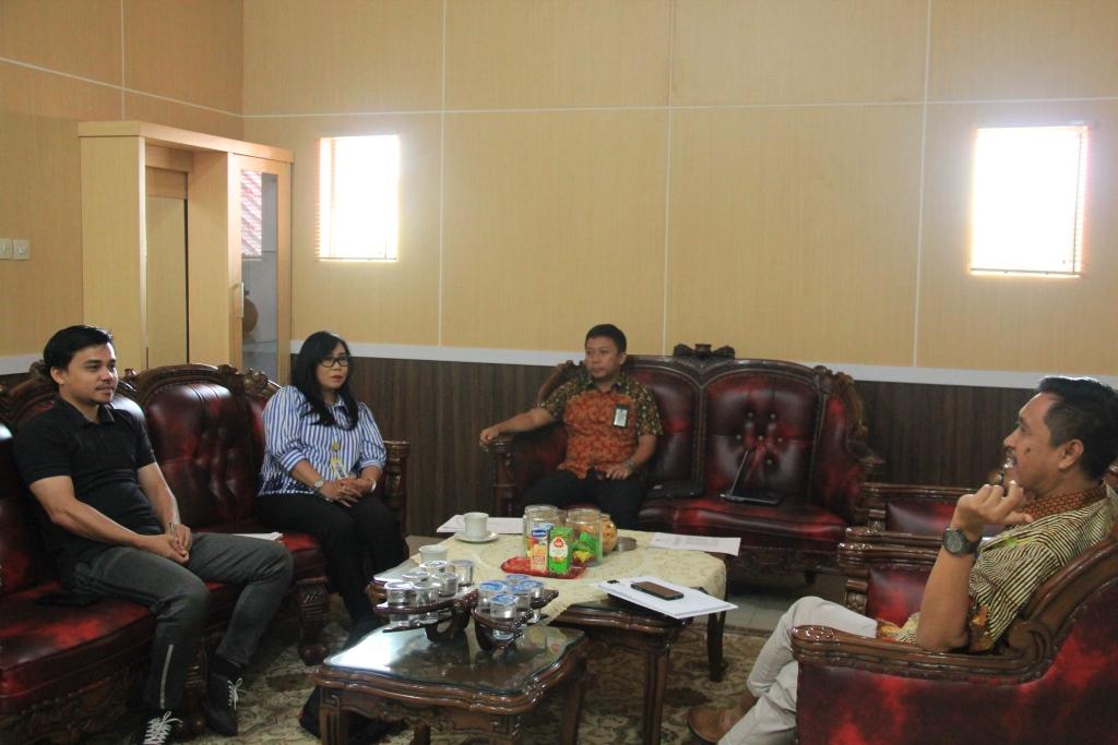 Kunjungan Komisi Informasi Provinsi Kalimantan Tengah