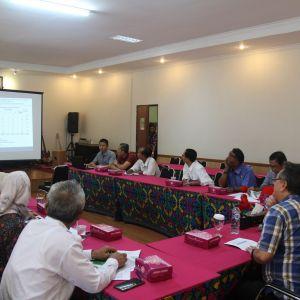 Pimpin Rapat Monev Progres Sertifikasi d Mataram, Kakanwil DJKN Balinusra Harapkan Target Selesai Tepat Waktu