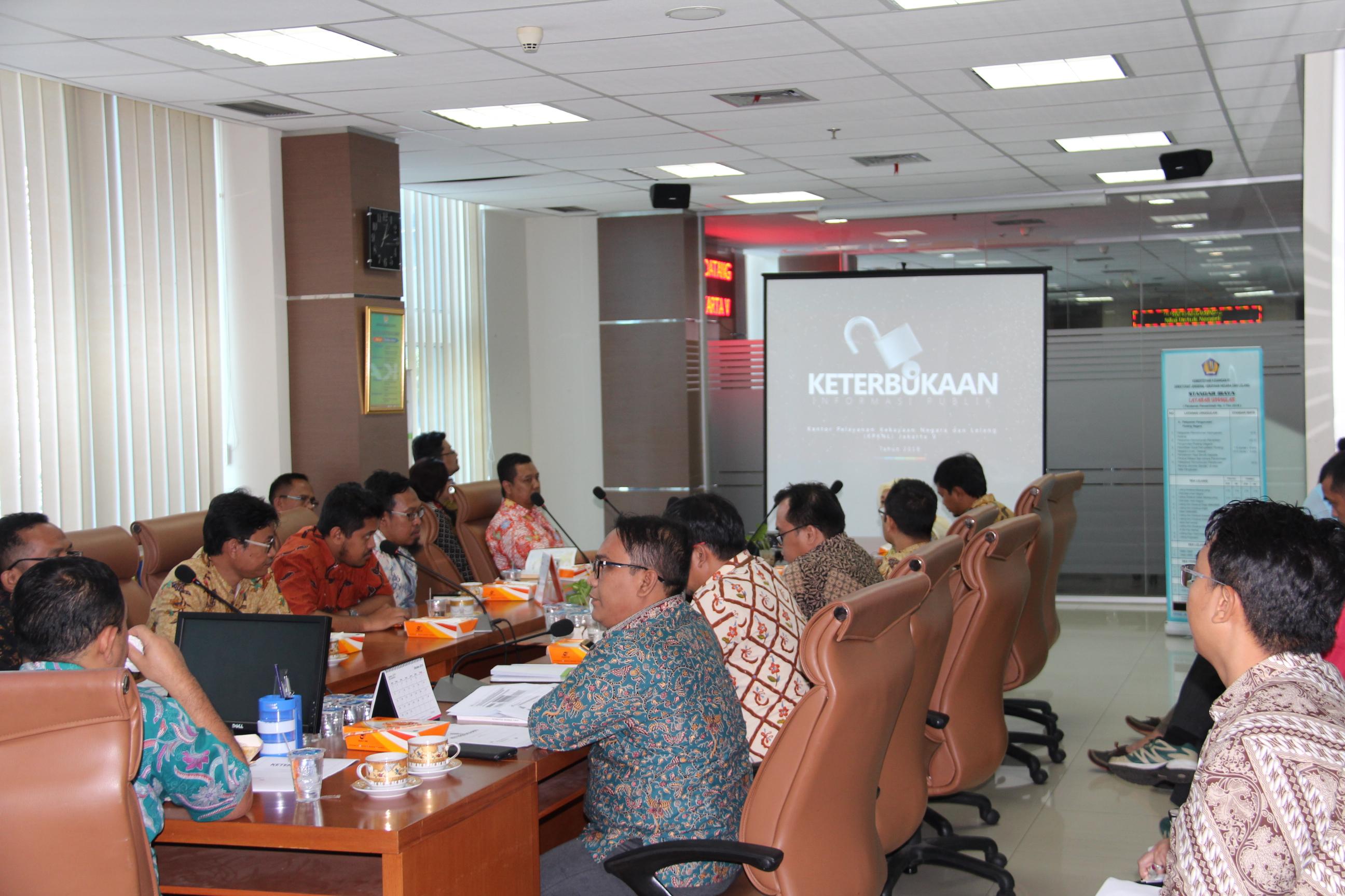 Optimis Hadapi Triwulan IV Dengan Dialog Kinerja Organisasi