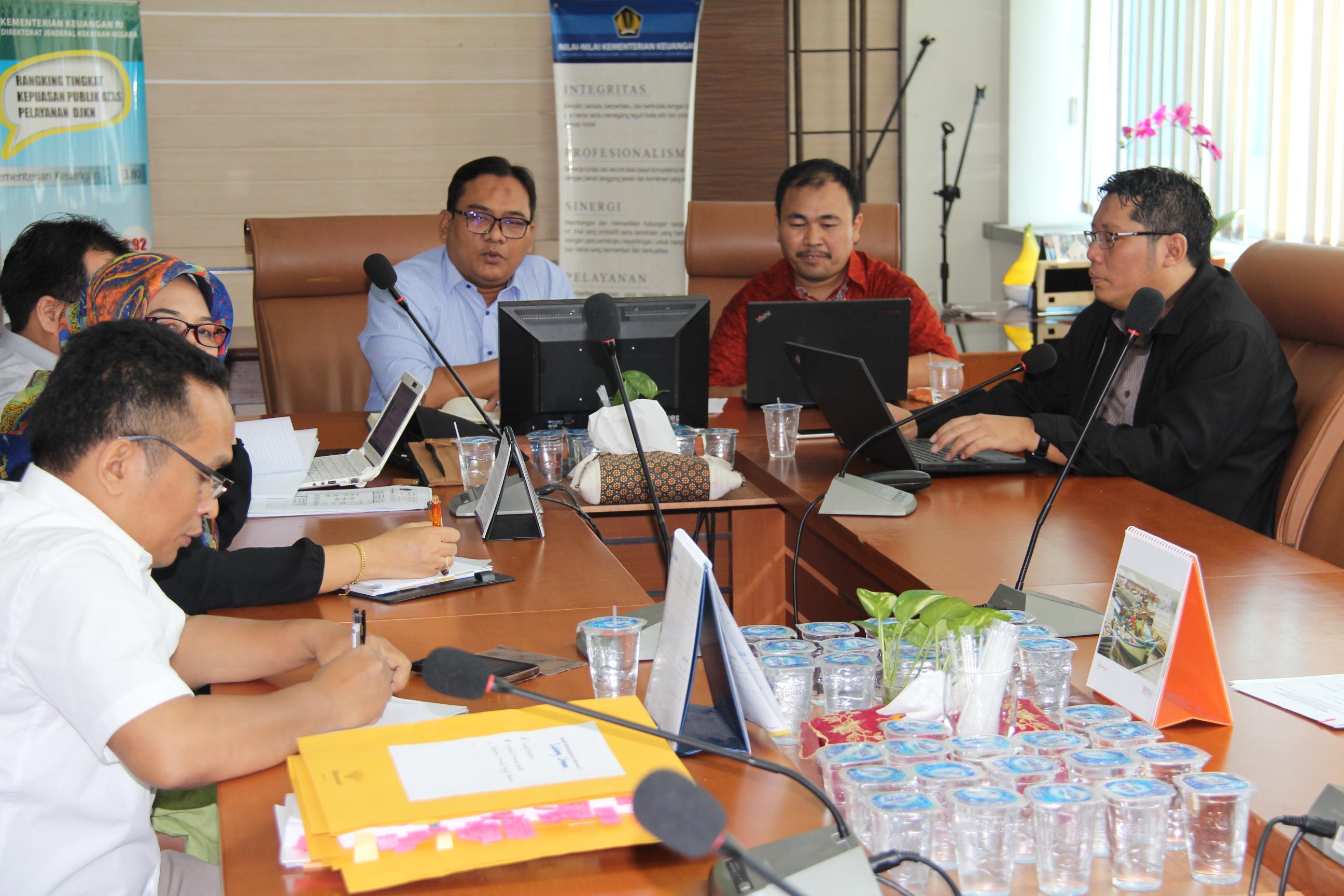 KPKNL Jakarta V Pertahankan Sertifikat ISO 9001:2015