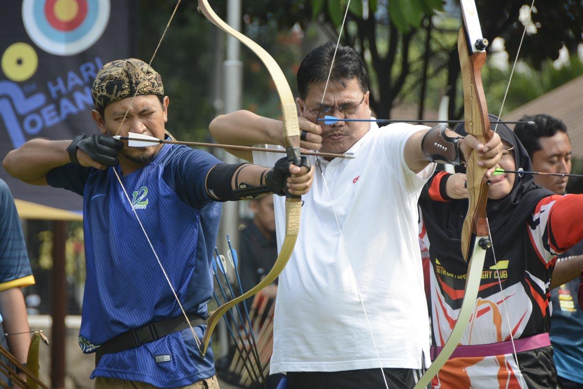 DJKN Borong Gelar Juara pada Lomba Panahan Hari Oeang Ke 72