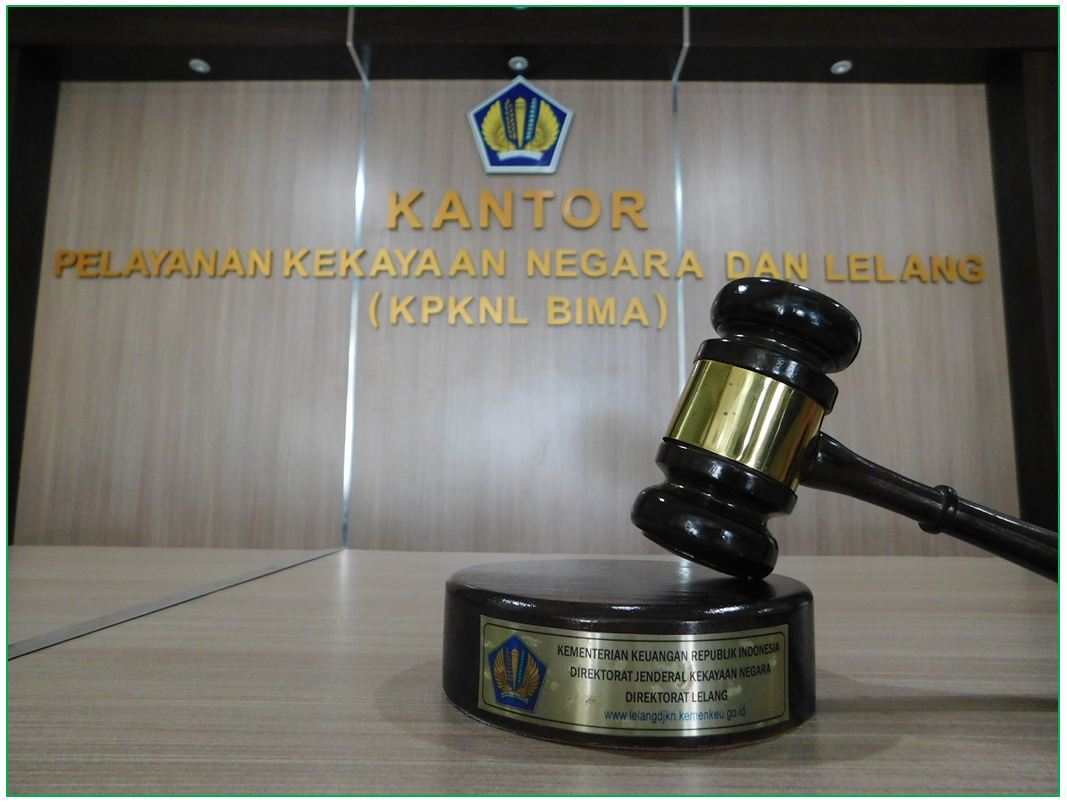 """Hammer Price"" Fantastis atas Lelang KPKNL Bima"