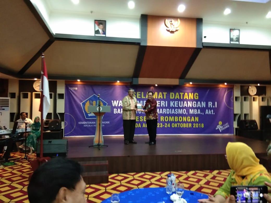 Kunjungan Wamenkeu ke Banda Aceh