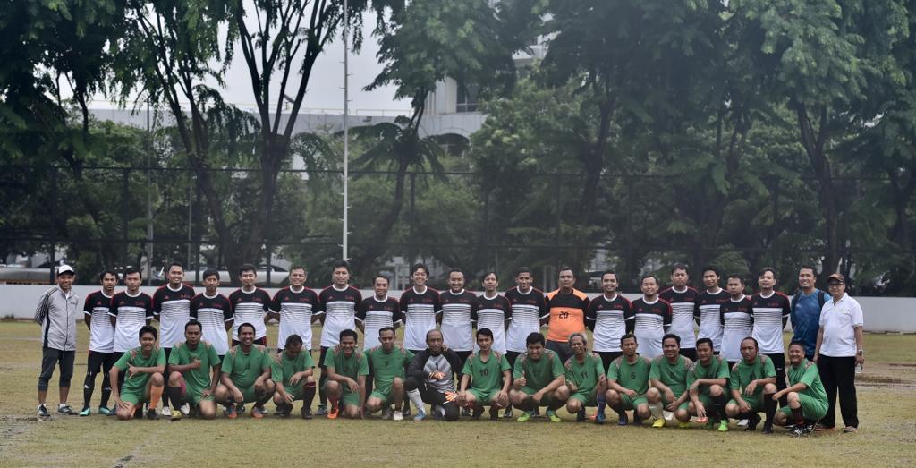 Akhiri Kompetisi Olahraga PKN, Tim Kantor Pusat DJKN Bungkam Tim Kanwil DJKN Banten