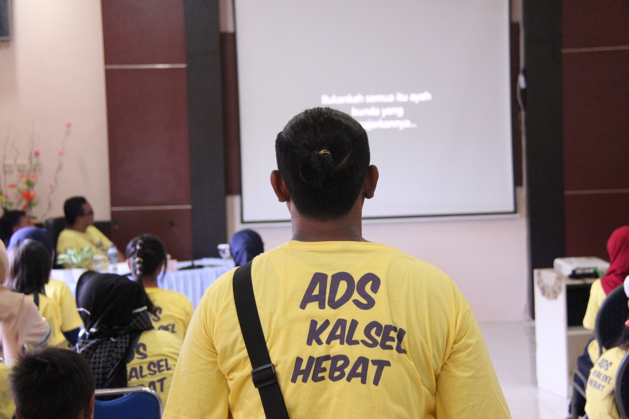 Peran Orang Tua dalam Mendukung Tumbuh Kembang Anak Surga bersama ADS Kalsel Hebat