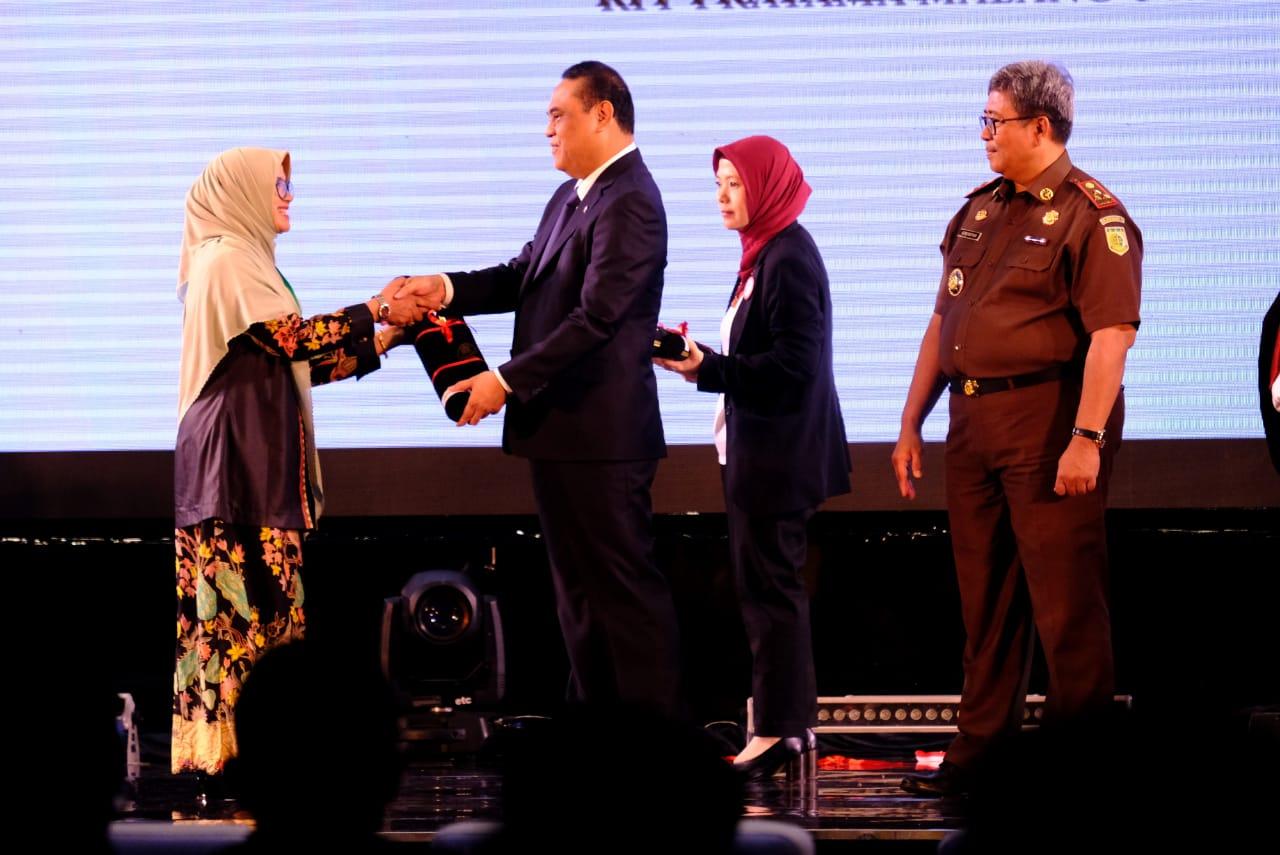 KPKNL Bukittinggi Raih Predikat Wilayah Bebas dari Korupsi