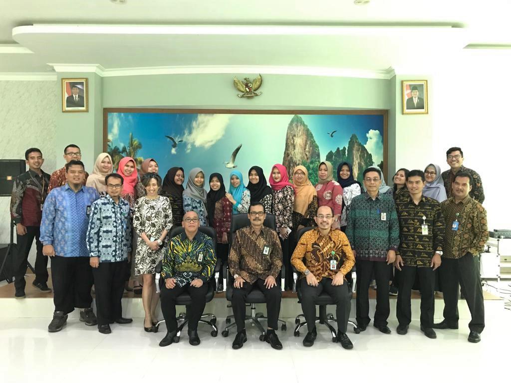Spirit Sharing dan arahan awal tahun 2019 Kepala Kanwil DJKN RSK di KPKNL Batam