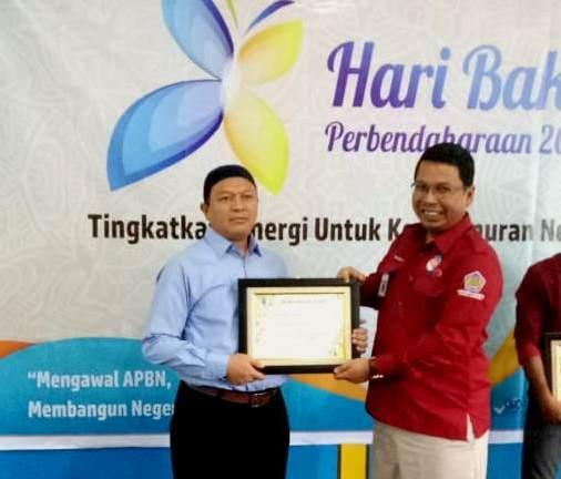 KPKNL Dumai Raih Penghargaan Peringkat I dalam Pengelolaan DIPA 2018