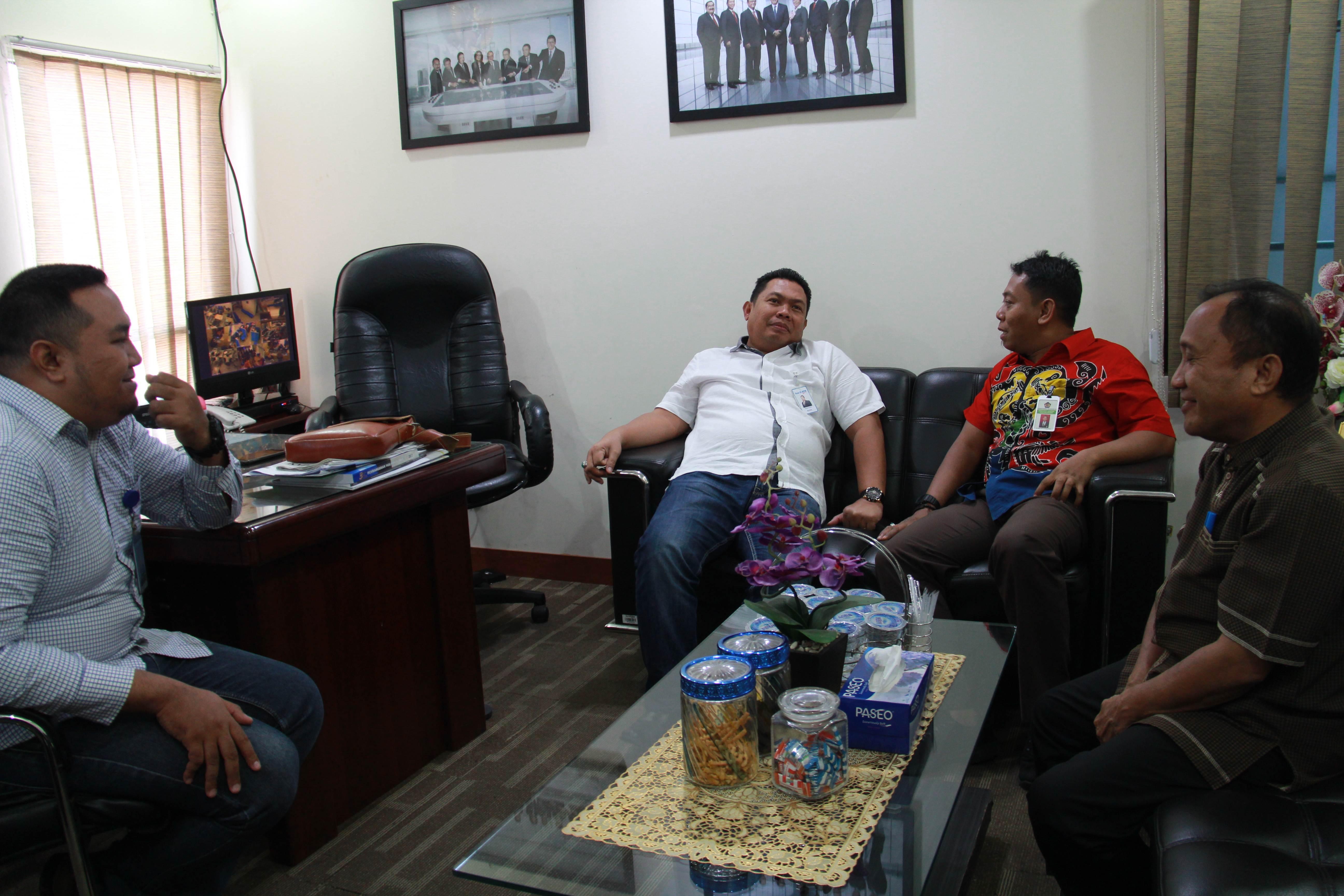 Gali Potensi Lelang, KPKNL Ternate Kunjungi Perbankan di Maluku Utara