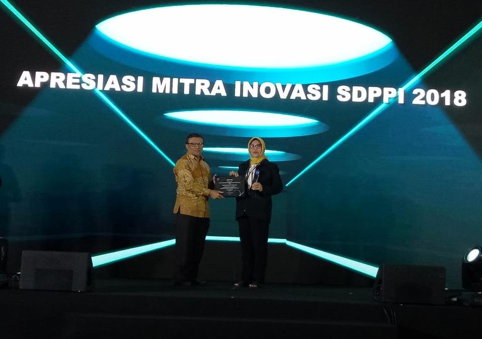 Pengurusan Piutang KPKNL Jakarta V Raih Apresiasi Kementerian Kominfo