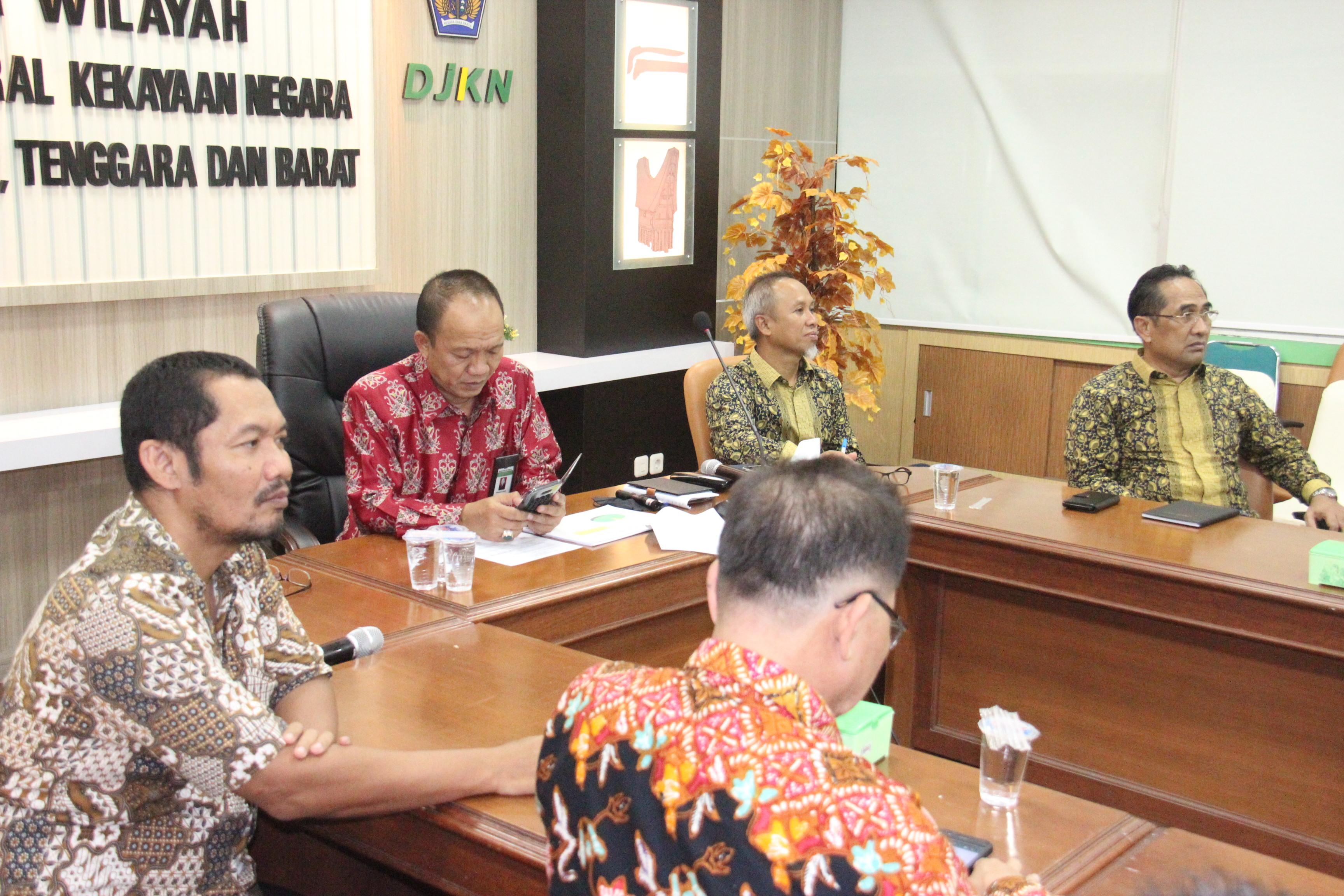 Dialog Kinerja Organisasi (DKO) Triwulan IV 2018