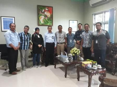 Pertemuan dengan PT. BRI (Persero), KPKNL Gorontalo Membahas Pencapaian Target Lelang T.A. 2019