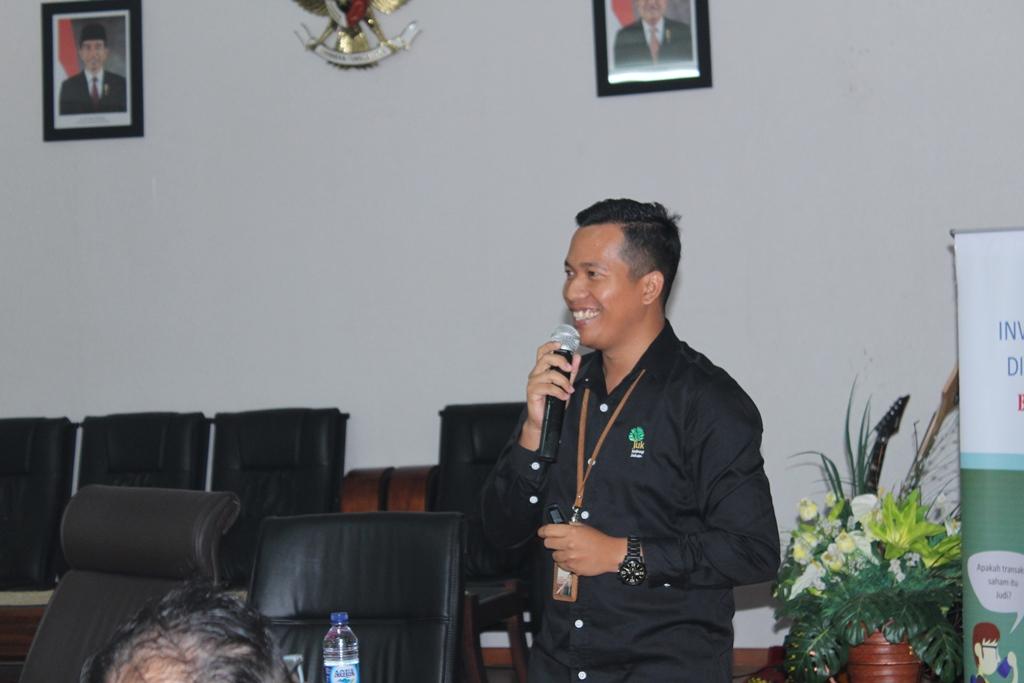 KPKNL Mataram Gandeng BEI Perwakilan NTB Sosialisasi Pasar Modal
