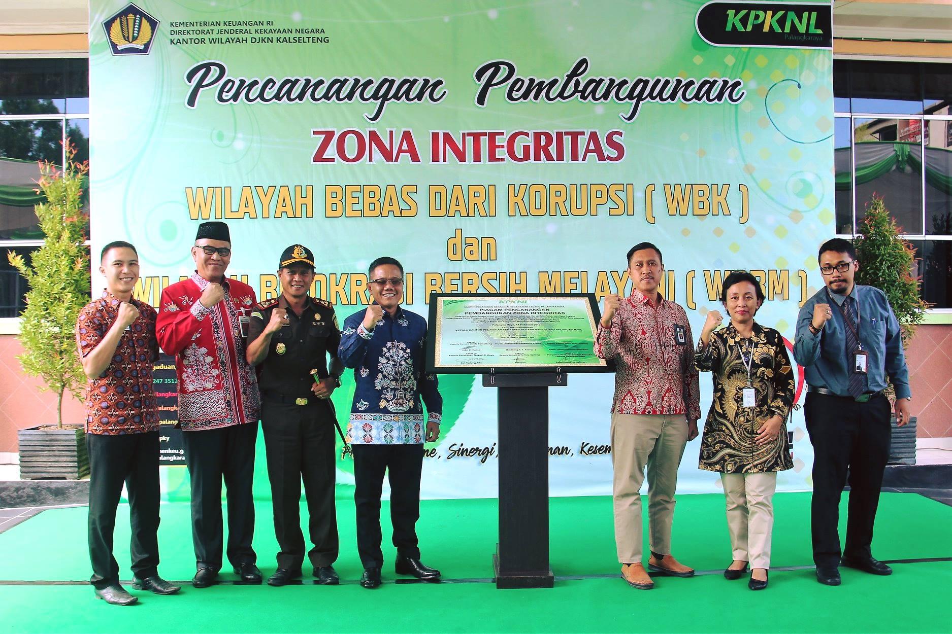 Masukan yang positif dari Stakeholder Akan Bantu KPKNL Peroleh WBK-WBBM