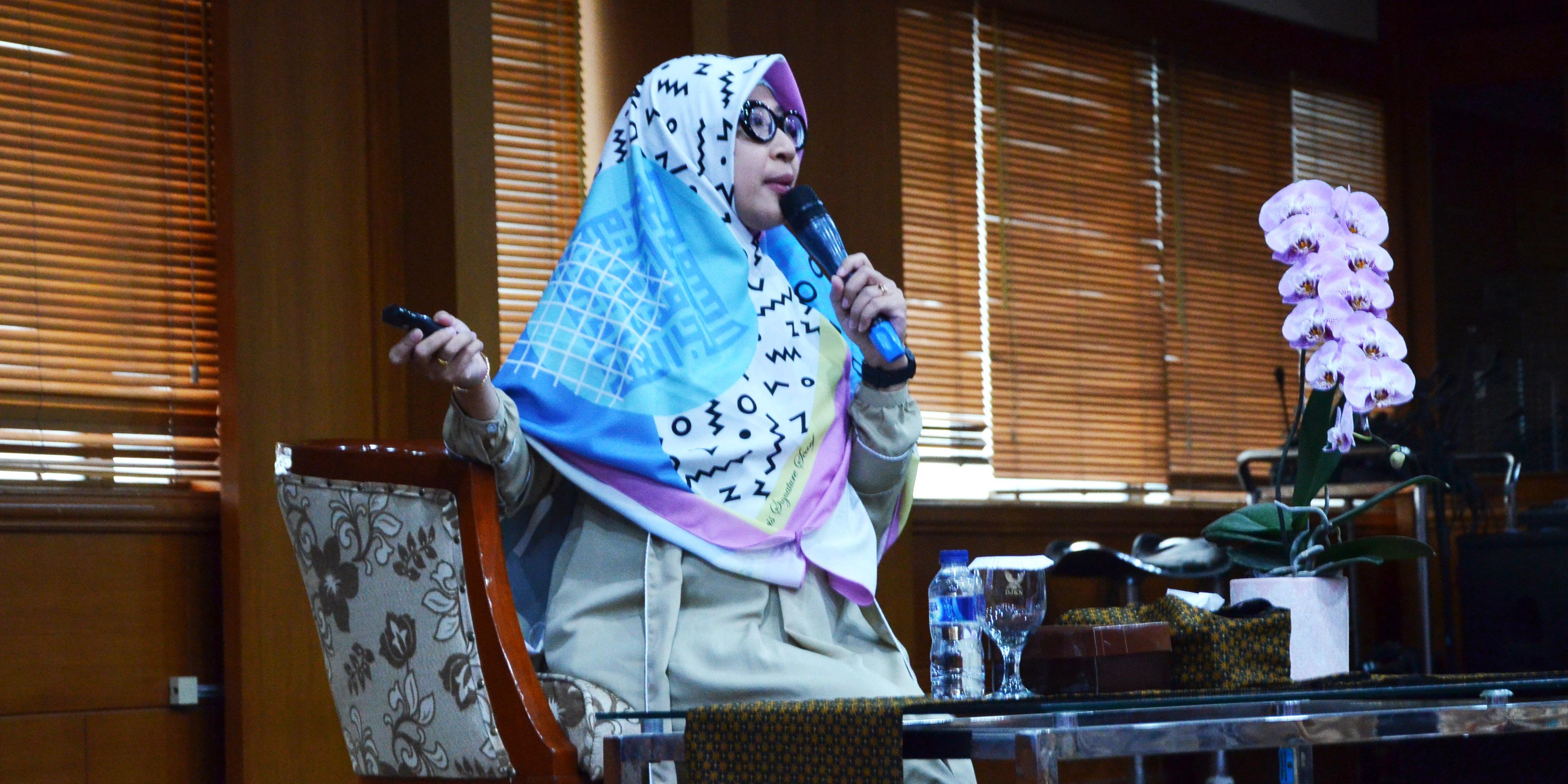 Bintal Musimah DJKN: Lillah-kan Rasa Lelah