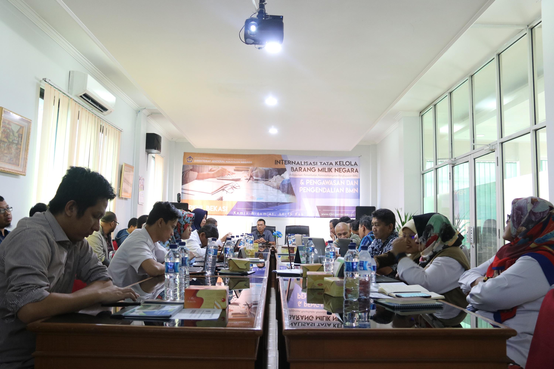 KPKNL Bekasi Sulut Semangat Satker di Acara Bimtek