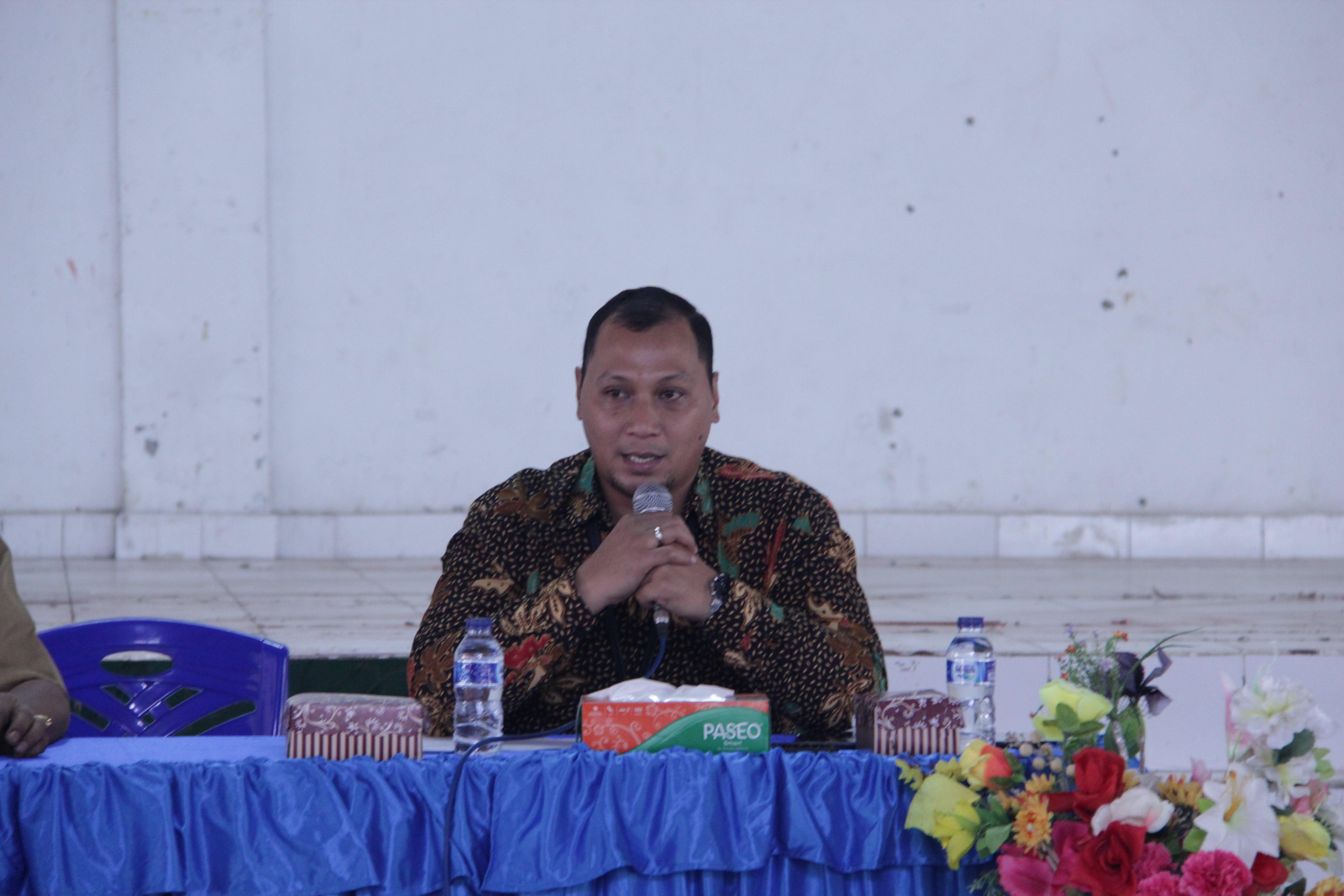 Pejabat Lelang KPKNL Kupang Redam Amarah Peserta yang Batal Ikut Lelang