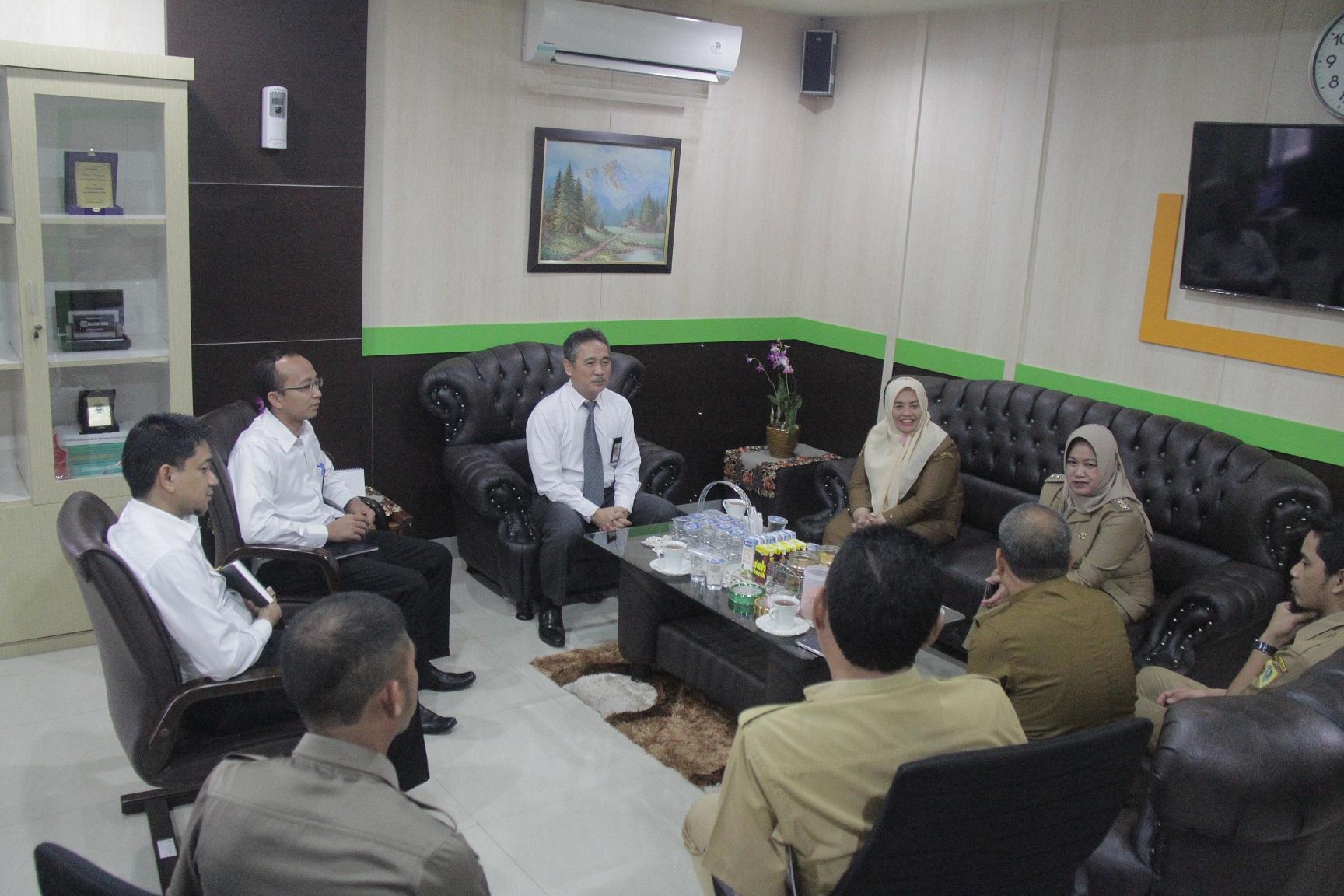 Pemerintah Kabupaten Sinjai Datangi KPKNL Makassar Untuk Koordinasikan Aset dan Piutang Daerah