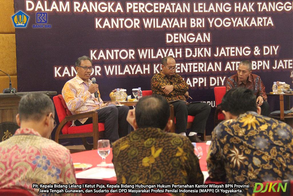 Pimpinan Wilayah BRI Yogyakarta Sambut Baik Inovasi Lelang Kanwil DJKN Jateng DIY