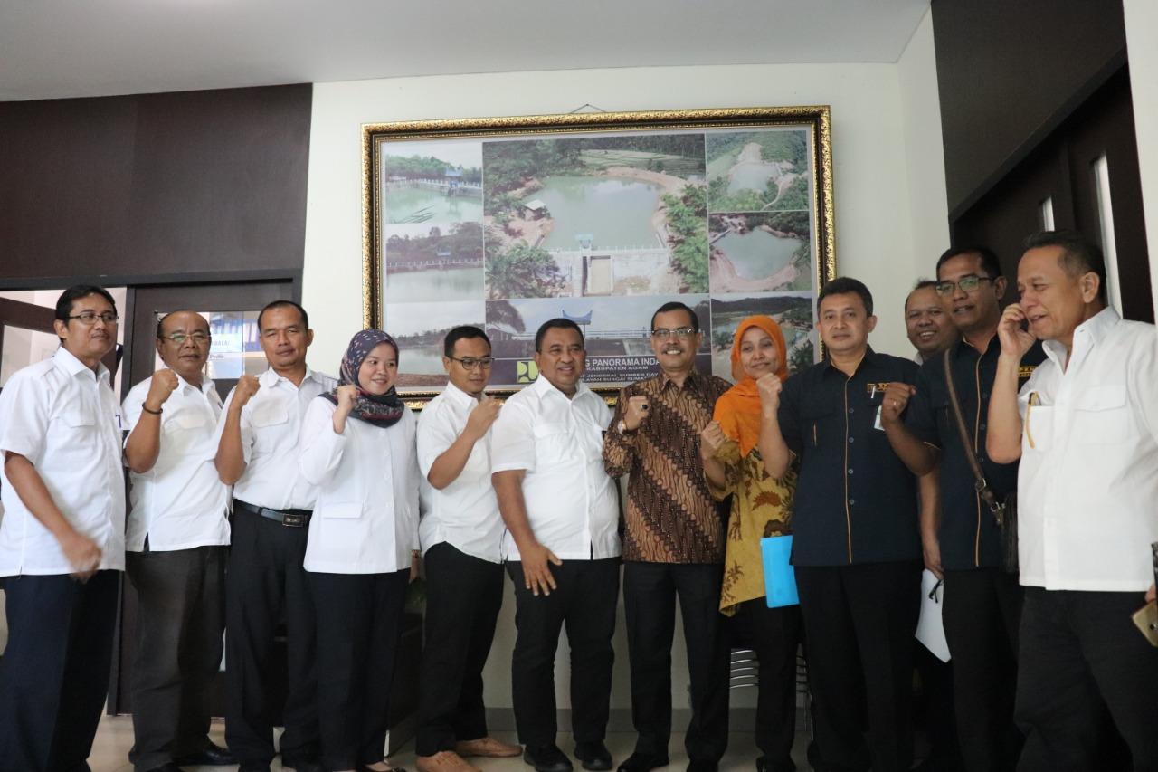 Tindak Lanjut Temuan BPK, Kanwil DJKN RSK Bersama KPKNL Padang Lakukan Koordinasi Dengan Korwil Satker Di Kota Padang