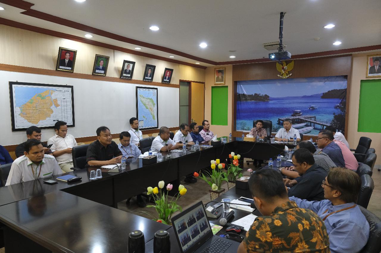 Tim Asistensi Kantor Pusat DJKN Persiapkan Kanwil DJKN Aceh Tuk Penilaian ZI Menuju WBK, Sekaligus Internalisasi WiSe