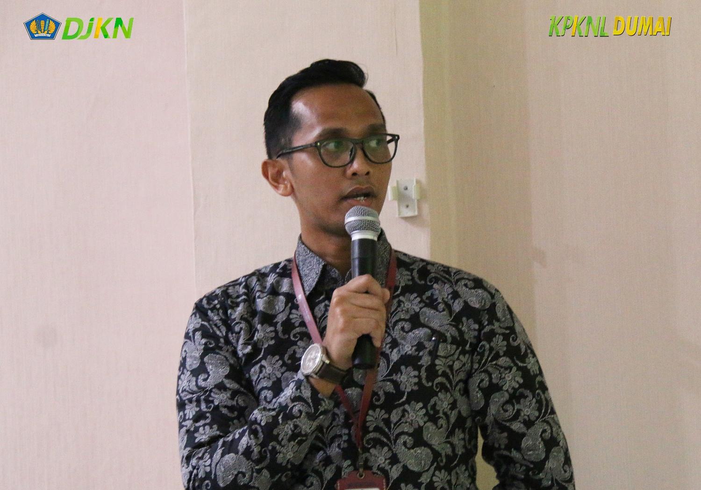 KPKNL Dumai Sosialisasi Pengurusan Piutang Negara