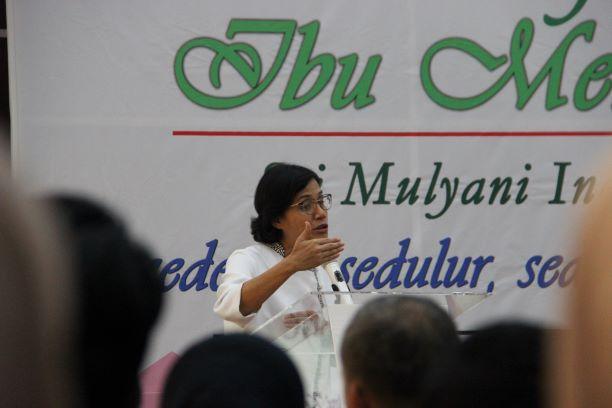 Kunjungan Menkeu Sri Mulyani ke Kanwil DJKN Banten: Jaga amanah, profesionalisme,  integritas, loyalitas kepada Negara