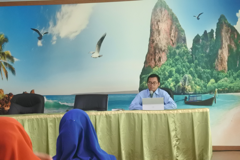 Geliat Tindak Lanjut Pemeriksaan BPK  Atas Pelaksanaan Penilaian Kembali BMN  Tahun 2017-2018 Pada KPKNL Batam