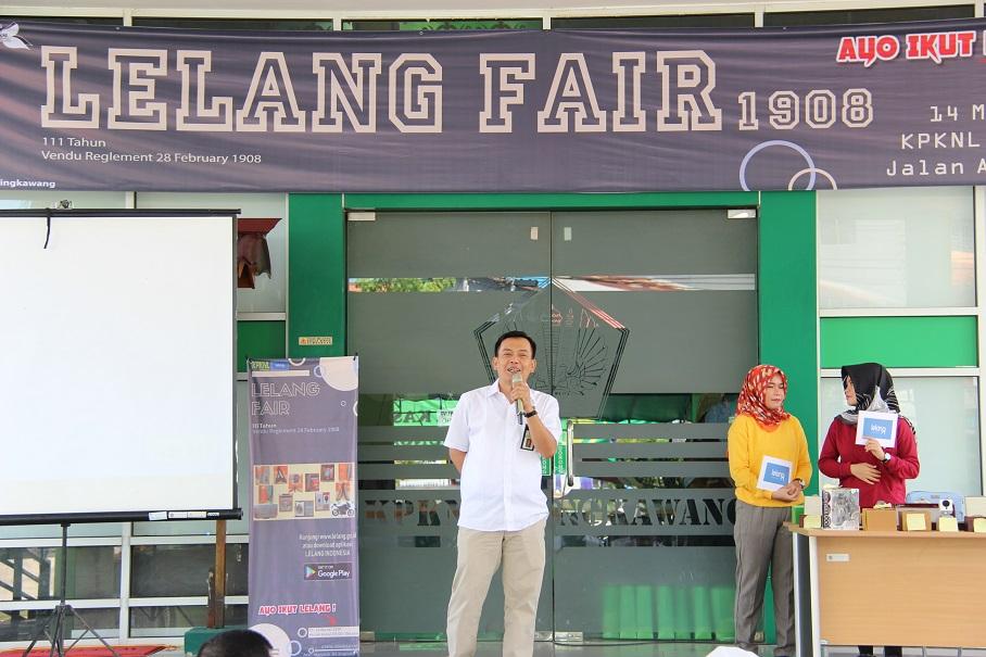 Peringati 111 TAHUN Lelang Indonesia, KPKNL Singkawang selenggarakan LELANG FAIR 1908