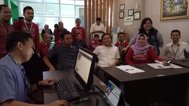 Peserta Diklat Pejabat Lelang kunjungi KPKNL Bekasi