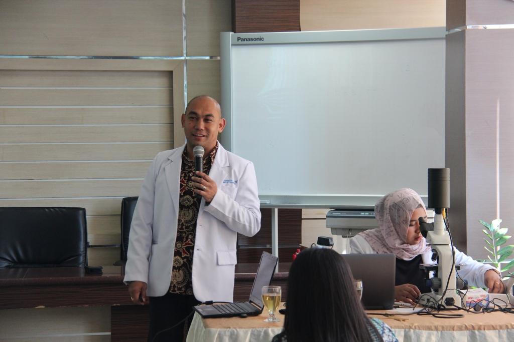Solusi Hidup Sehat Tanpa Obat, KPKNL Jakarta III Selengarakan Sosialisasi dan Pemeriksaan Kesehatan