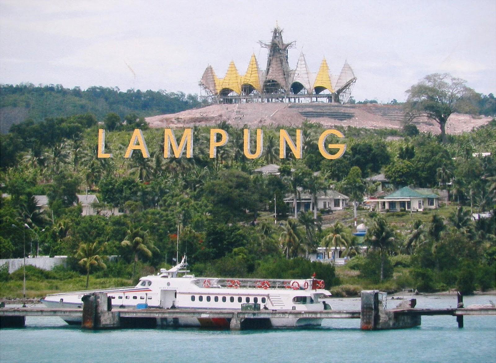 Lampung: Miniatur Indonesia