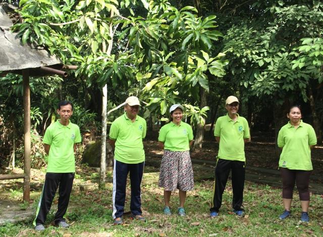 Keseruan Outbound Pertama KPKNL Tangerang I di Tahun 2019