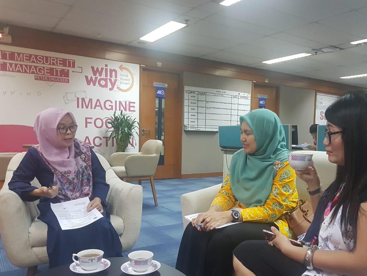 Gali Potensi Piutang Negara, KPKNL Jakarta III Kunjungi Kemenpar, Bekraf, dan BNPB