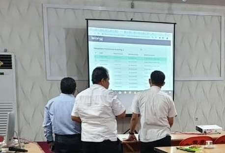 Pelaksanaan Lelang Kendaraan Dinas Pemkab Bengkalis  menjadi Salah Satu Objek Kegiatan Observasi Pengendalian Internal pada KPKNL Dumai