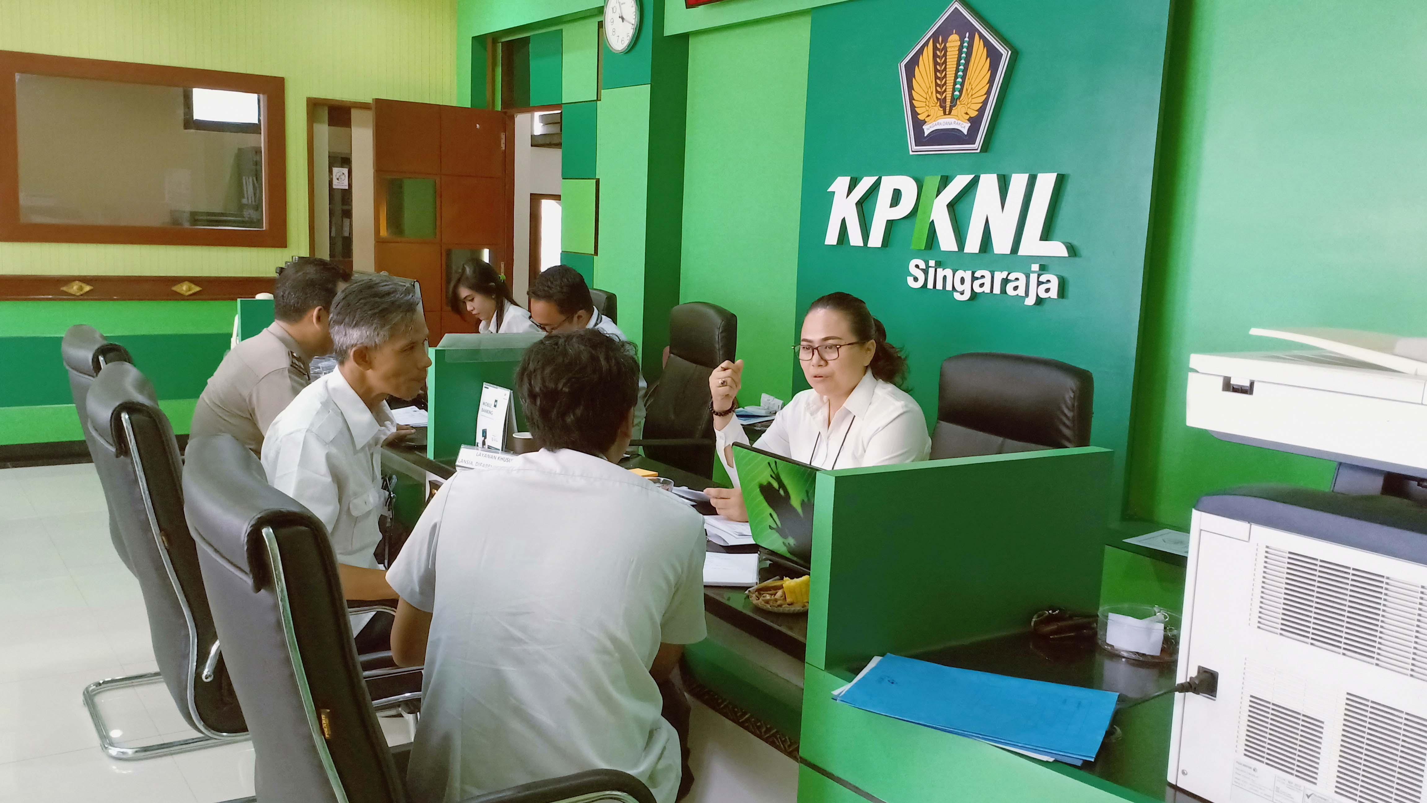 KPKNL Singaraja melaksanakan kick off Re-Inventarisasi BMN tahun 2019